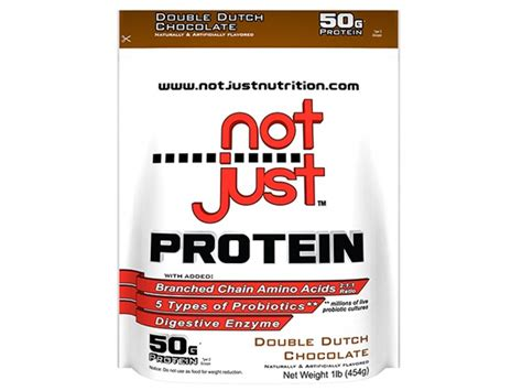 protein 6 pack not just protein 1 lb 6 pack