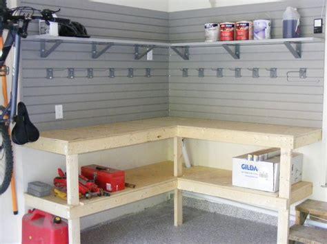 Garage Bench Ideas by 25 Best Ideas About Garage Workbench On
