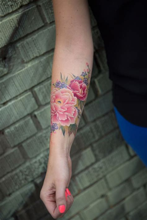 flower collage tattoo 25 best peonies ideas on vintage