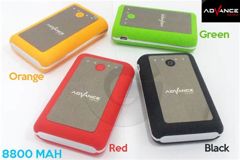 Power Bank Advance S41 powerbank advance review seputar power bank
