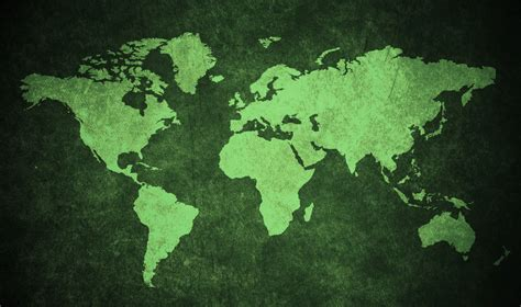 green world the map of the greenest countries in the world ecobnb