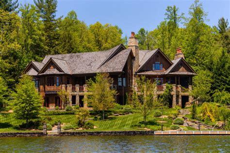 lake nc real estate lakefront carolina waterfront property in asheville hendersonville lake toxaway