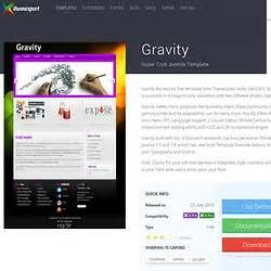 extensions et template free joomla pearltrees