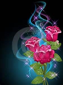rosas brillantes con movimiento google on pinterest