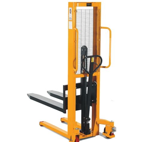 Liftrer Stacker Manual 1000 efs10130 manual stacker truck 3 0m lift height and with
