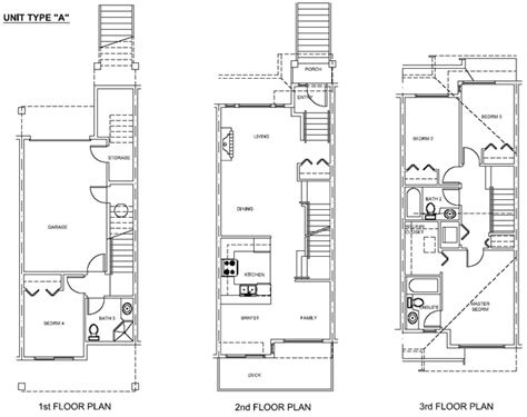10 Highland Avenue Floor Plan - new vancouver condos for sale presale lower mainland