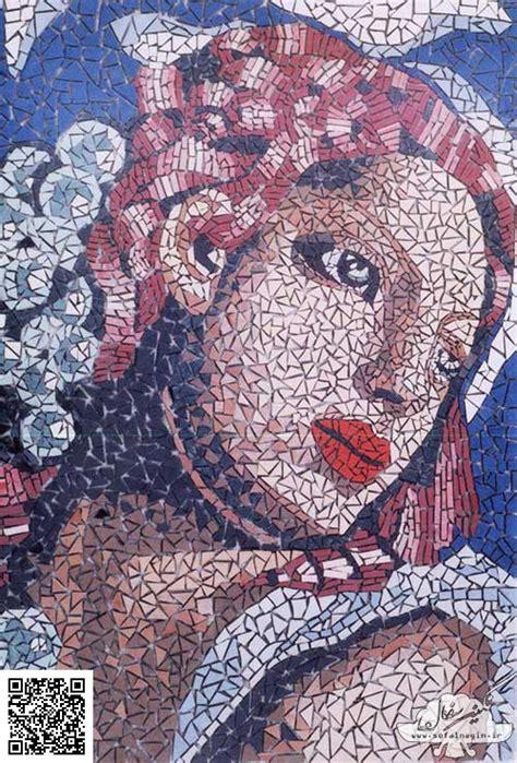 mosaico con piastrelle rotte galleria 4 piastrelle rotte tecnica mosaico