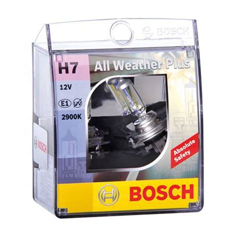 Bosch Bright Halogen Bulb Lu Halogen Bosch Bright details bosch