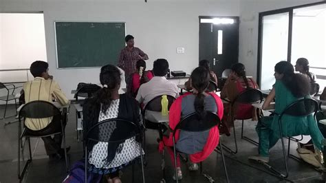 Csbm Mba by Alumni Interaction Program Mr Guru Prakash Bde