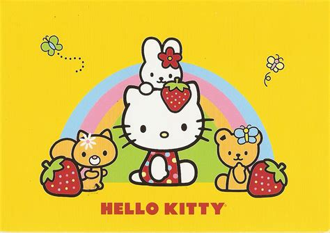 hello kitty yellow wallpaper the secret behind hello kitty s blank face