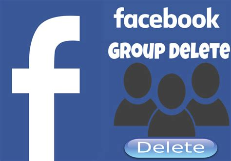 fb group facebook group delete kaise kare permanently remove fb group