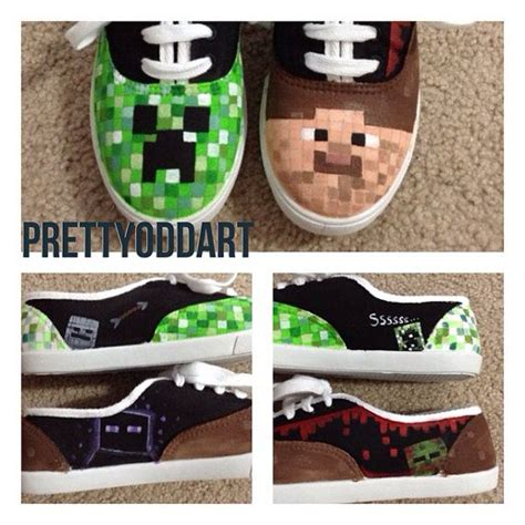 diy minecraft shoes 555 best images about minecraft on