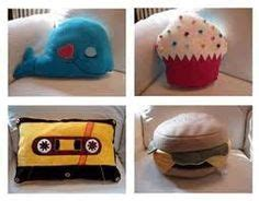 How To Make Cool Pillows by Pillows Shaped Like Cool Stuff On Food Pillows
