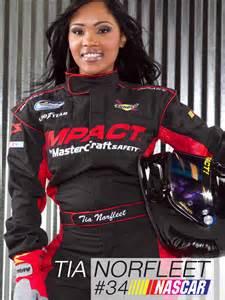black race car driver for nascar