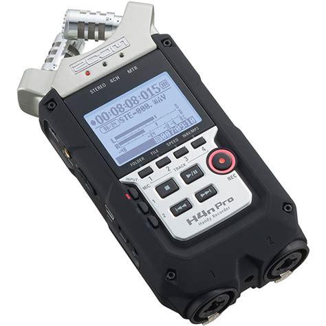 best handy recorder zoom h4n pro handy recorder recorders store dj