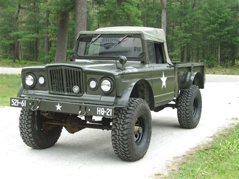 jeep kaiser lifted kaiser build jeep m715 jeep m715 jeeps