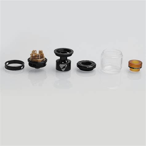 Manta Rta Stanless Steel Color Authentic By Advken authentic advken manta rta black 4 5ml 24mm rebuildable