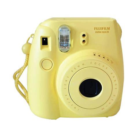 Kamera Fujifilm Instax 8 jual fujifilm instax mini 8 instan kamera yellow