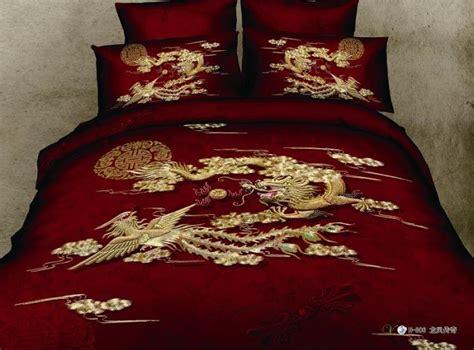 dragon comforter set bedding sets 3d red dragon phoenix comforter bedding set queen size
