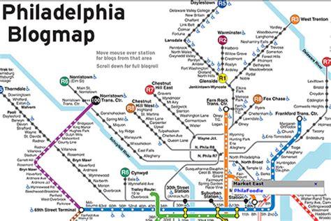 philadelphia subway map image gallery septa map