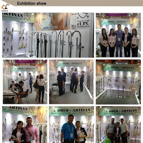 Plumbing Exhibition by Kitchen Faucet From Kaiping Landon Plumbing Co Ltd China