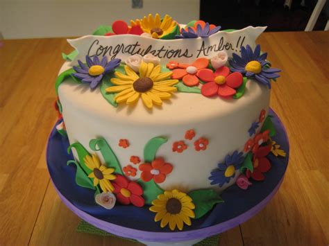 Flower Cake Decorations Ideas by Flower Cakes Decoration Ideas Birthday Cakes