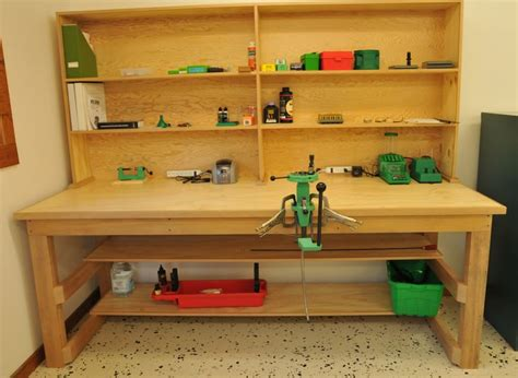reloading bench designs 1000 ideas about reloading bench plans on pinterest