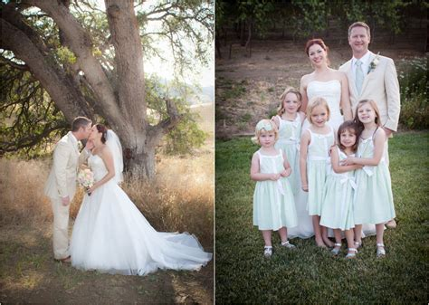 california country chic wedding at taber ranch rustic