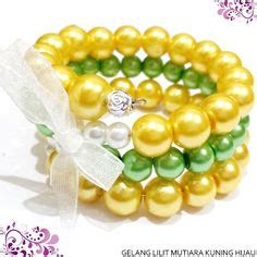 Bros Jilbab Mini Isi 3 Fashion aksesoris trendy 187 bros 187 bros bunga pita hijau aksesoris trendy termurah toko asemka