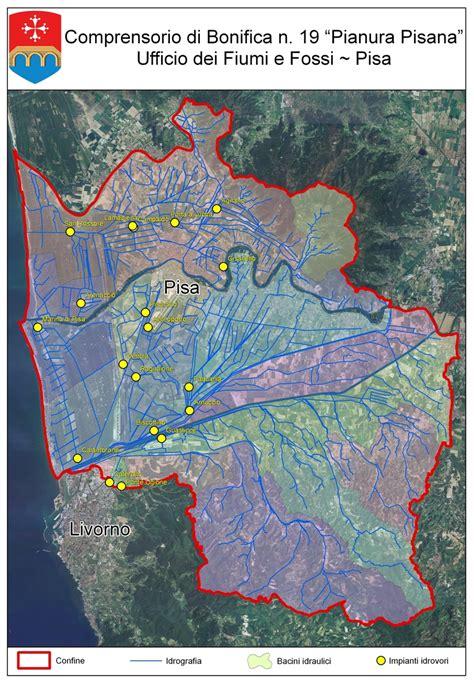 ufficio catasto pisa consorzio di bonifica ufficio dei fiumi e fossi di pisa