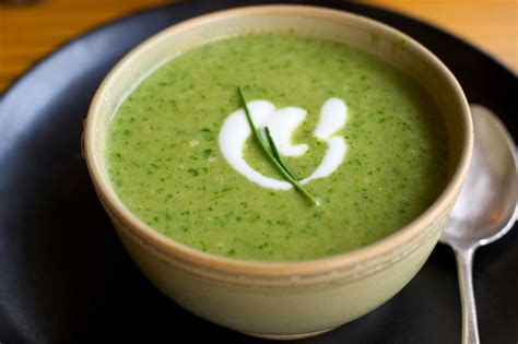green leafy vegetables soup recipes recipe for potage aux legumes green vegetable soup