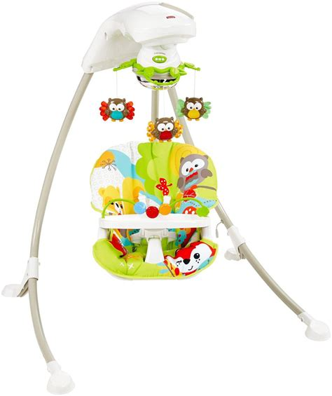 fisher price mobile swing view larger