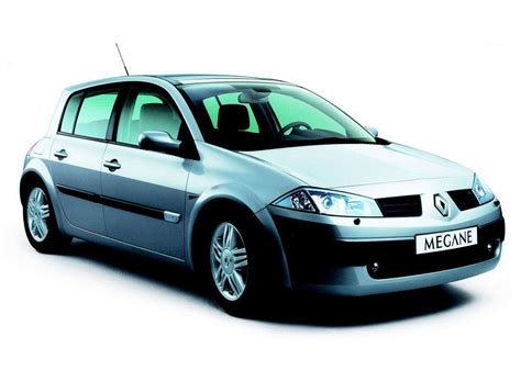 renault megane 2003 daily car news