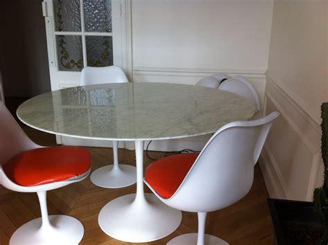table knoll tulipe prix table tulipe saarinen knoll international l atelier 50