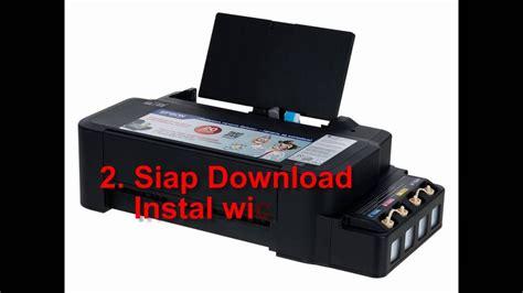 Dan Spesifikasi Printer Epson L120 cara mereset printer epson l120
