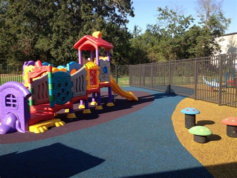 playground for toddlers the treehouse academy in crockett receives new