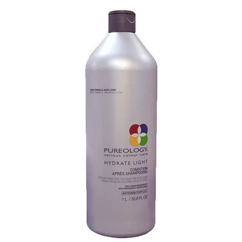 pureology hydrate light conditioner pureology hydrating light conditioner 33 8 oz ebay