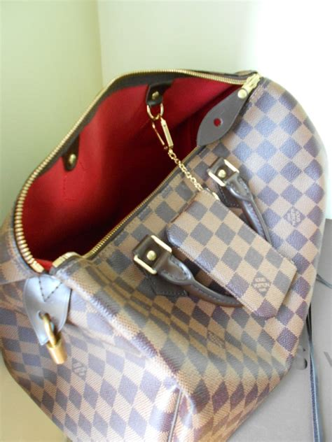 Fashion Spedy fashion is my louis vuitton speedy damier ebene
