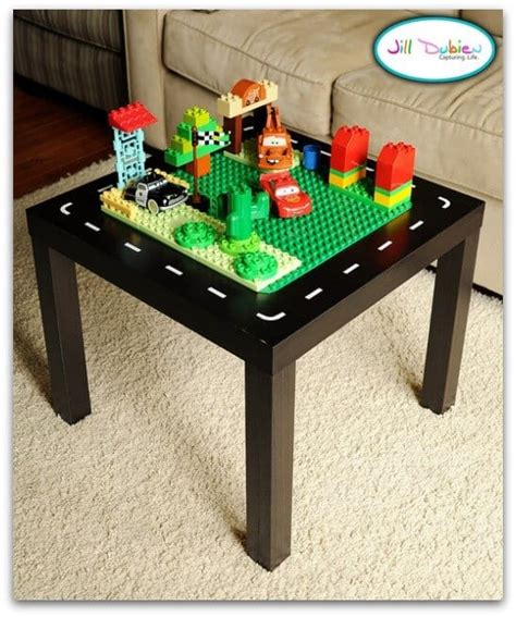 ikea lego table hack life hacks amazing parenting hacks that will rock your