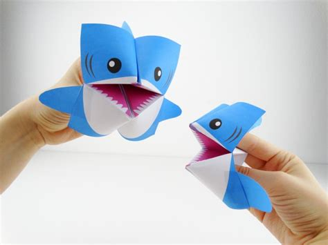 Simple Paper Crafts For Children - 19 amazing and easy paper craft ideas for