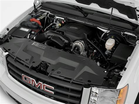 how do cars engines work 2009 gmc sierra 2500 security system image 2010 gmc sierra 1500 2wd ext cab 143 5 quot sle engine size 1024 x 768 type gif posted
