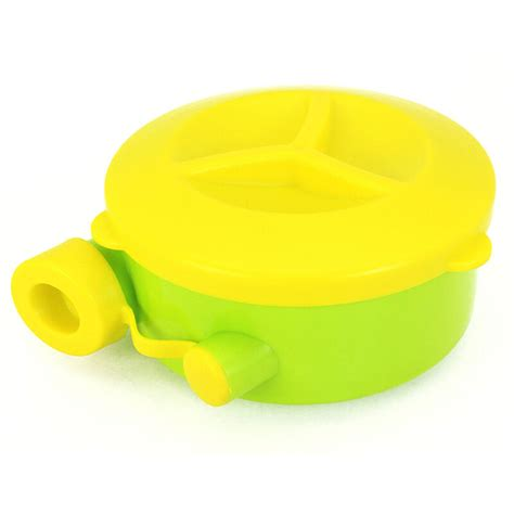 Wadah Bayi Lynea Milk Container Hijau jual dearya snack milk container snekka green dreamy baby