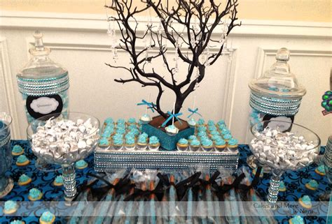 party themes with blue blue sweet 16 party ideas www pixshark com images