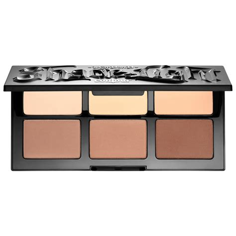 shade and light contour palette d s shade and light palette will change the