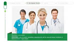 medical company overview powerpoint template slidesbase