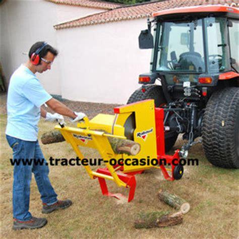 Banc De Scie Sur Tracteur by Banc De Scie Bches Xyloscie Sur Prise De Tracteur Rabaud