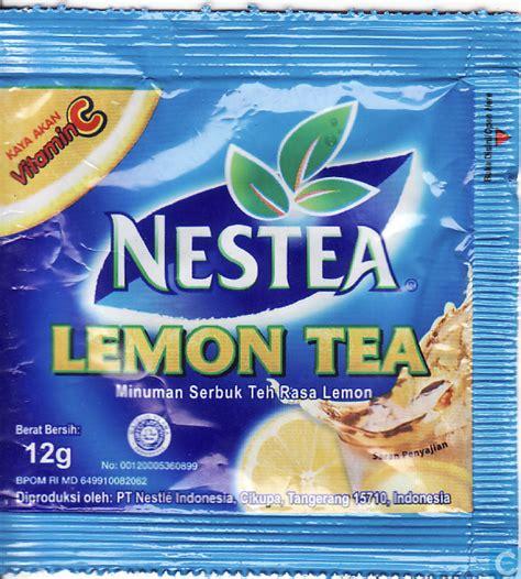 Nestle Lemon Tea Professional lemon tea nestl 233 catawiki
