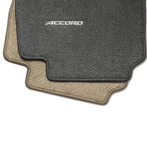 08p16 sdn honda carpeted floor mats accord coupe