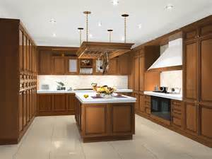 Timber Kitchen Cabinets Wood Cabinets Kitchen Newsonair Org