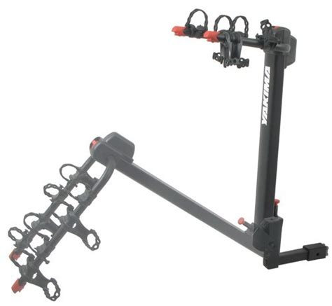 yakima doubledown 4 bike rack 1 1 4 quot and 2 quot hitches